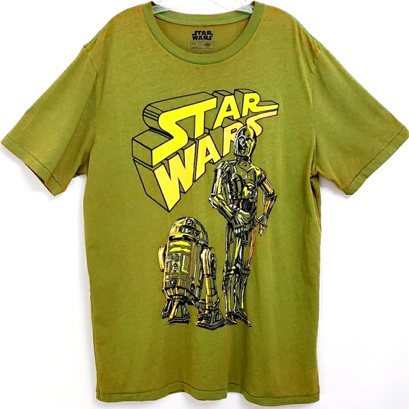 Star Wars Collection Green S/Sleeve Tshirt